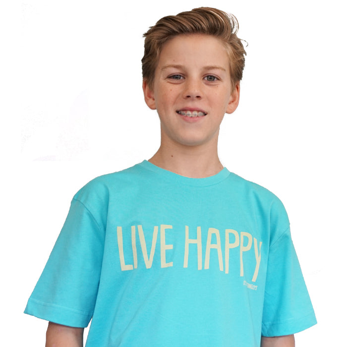 ItsTheDonnelly Live Happy T-shirt
