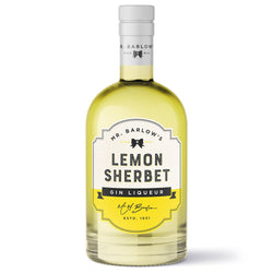 Mr. Barlow's Lemon Sherbet Gin Liqueur 50cl