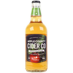 Apple County Cider Co Dabinett Medium 500ml