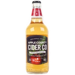Apple County Cider Co Vilberie Medium Dry 500ml