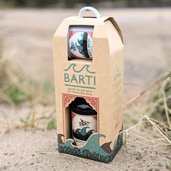 Barti Ddu Cup and Rum Gift Pack 70cl