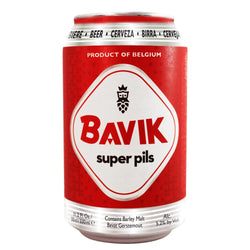 Bavik Super Pilsner 330ml