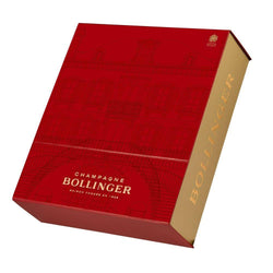Bollinger Special Cuvee Gift Set with 2 Glasses NV 75cl