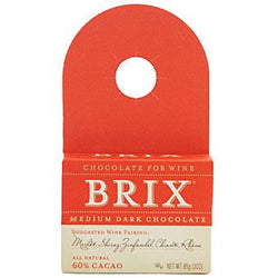 Brix Medium Dark Chocolate 85g