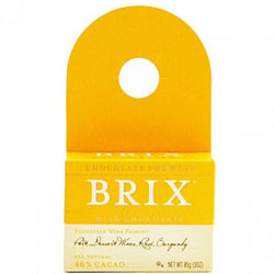 Brix Milk Chocolate 85g