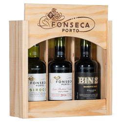 Fonseca Port Gift Pack 3x5cl