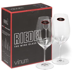 Riedel Vinum Syrah Glasses - Set of 2