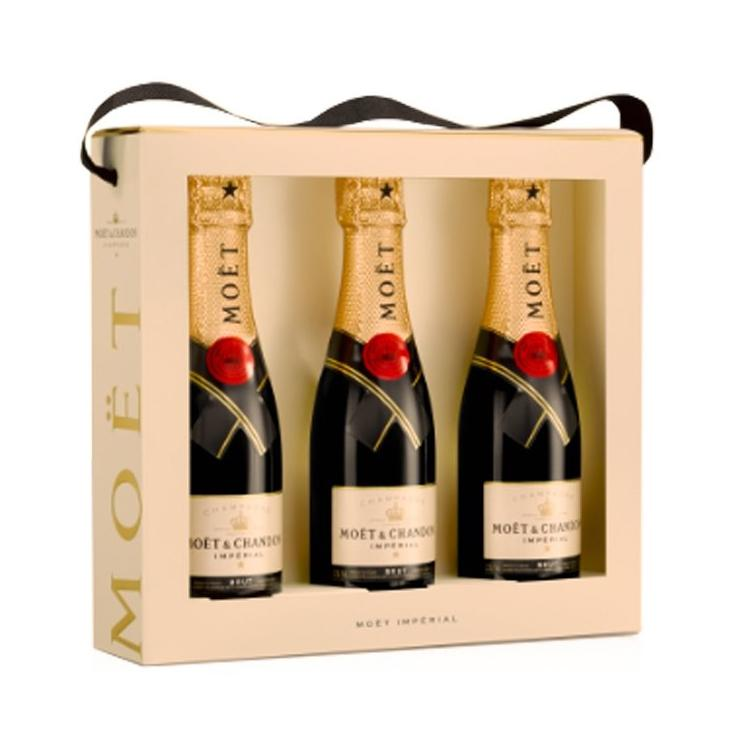 9c704cd52d6 Moet   Chandon Imperial TriPack 3 x 20cl - ND John Wines