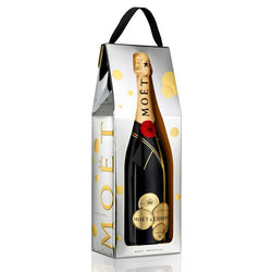 Moet & Chandon Brut Imperial So Bubbly Bag 75cl