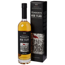 Penderyn Icons of Wales Red Flag 70cl
