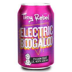 Tiny Rebel Electric Boogaloo 330ml