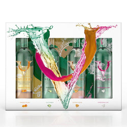 V Gallery Gift Set 4 x 5cl