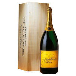 Veuve Clicquot Yellow Label Brut Salmanazar 900cl
