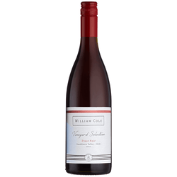 William Cole Vineyard Selection Pinot Noir 75cl