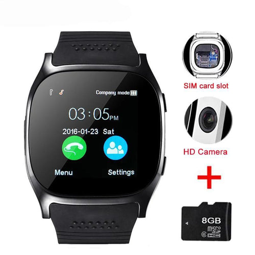 Smart Watch T8 Camera HD