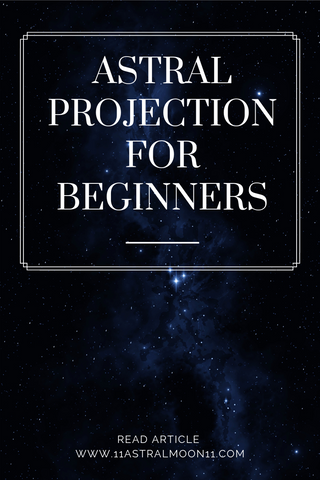 Astral Projection: Guide to Having Your First OBE – Astral Moon