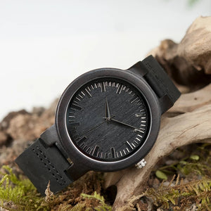 Bodhi - Woodtree Watches Personalised Wooden Watch