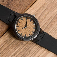 Curry - Woodtree Watches Personalised Wooden Watch
