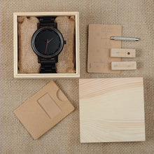 Jojoba - Woodtree Watches Personalised Wooden Watch