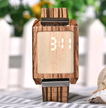 Ackee - Woodtree Watches Personalised Wooden Watch