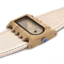 Shedua - Woodtree Watches Personalised Wooden Watch