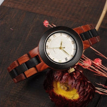 Tamarack - Woodtree Watches Personalised Wooden Watch