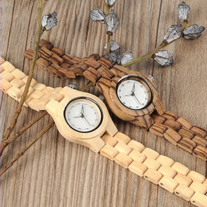 Ramón - Woodtree Watches Personalised Wooden Watch
