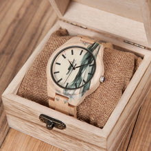 Lychee - Woodtree Watches Personalised Wooden Watch