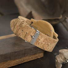 Hickory - Woodtree Watches Personalised Wooden Watch