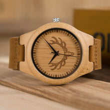 Hazel - Woodtree Watches Personalised Wooden Watch