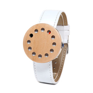 Medlar - Woodtree Watches Personalised Wooden Watch