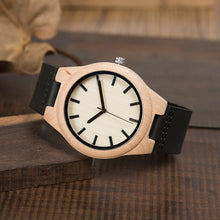 Leadwood - Woodtree Watches Personalised Wooden Watch