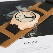 Durian - Woodtree Watches Personalised Wooden Watch