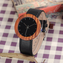 Sheesham - Woodtree Watches Personalised Wooden Watch