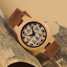 Spruce - Woodtree Watches Personalised Wooden Watch