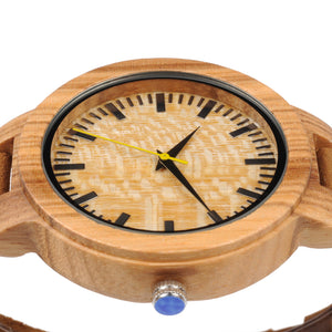 Copperpod - Woodtree Watches Personalised Wooden Watch