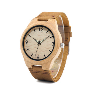 Callicoma - Woodtree Watches Personalised Wooden Watch