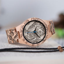 Ashoka - Woodtree Watches Personalised Wooden Watch