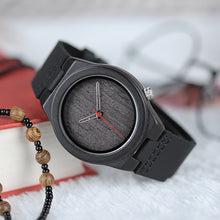 Ziricote - Woodtree Watches Personalised Wooden Watch