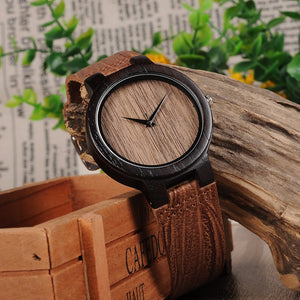 Detar - Woodtree Watches Personalised Wooden Watch