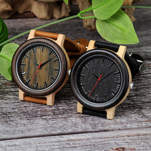 Fir - Woodtree Watches Personalised Wooden Watch