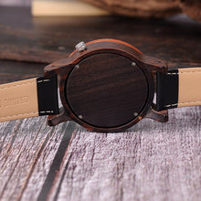 Mulberry - Woodtree Watches Personalised Wooden Watch