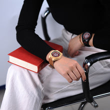 Yulan - Woodtree Watches Personalised Wooden Watch