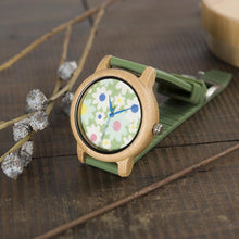 Mutsu - Woodtree Watches Personalised Wooden Watch