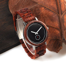 Saraca - Woodtree Watches Personalised Wooden Watch