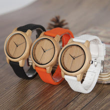 Maple - Woodtree Watches Personalised Wooden Watch