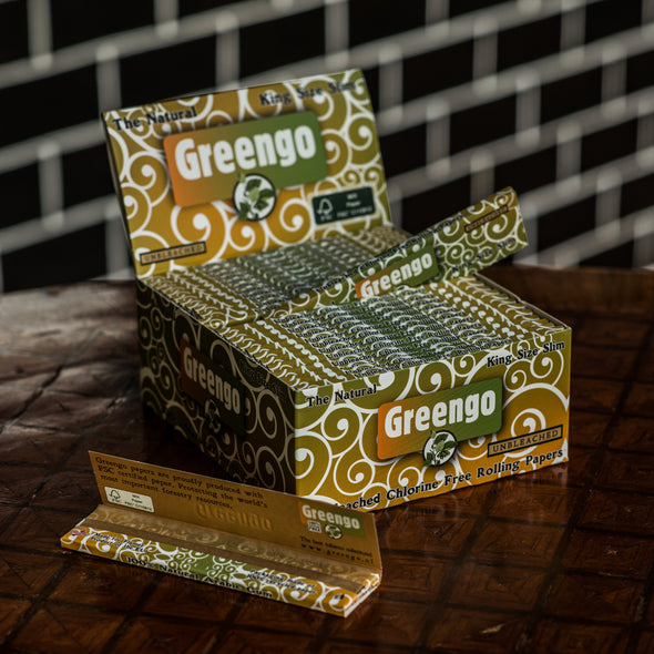 Greengo Papers Slim
