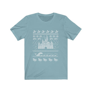 Castle Sweater Tee