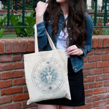 Moon Phase Madame Tote Bag