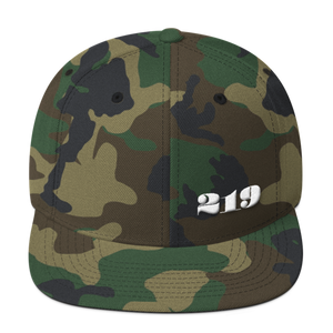 219 Snapback - Hoosier Threads